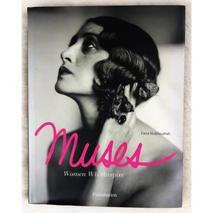 Muses Coffee Table Book